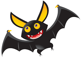 png no background halloween logo bat png transparent png images pluspng