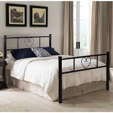 Schlafzimmer Bett Mit Komforth E Amazon De Aingoo Single Bett Metallbett Ehebett Metall