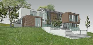 house design blog uk contemporary house design progresses through feasibility stage
