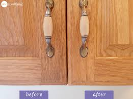 Best Way To Clean Grime Off Kitchen Cabinets How To Clean Grimy Kitchen Cabinets With 2 Ingredients One Good