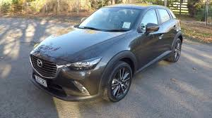mazda cx3 2015 mazda cx 3 gsx awd diesel 2015 titanium flash 7000km youtube