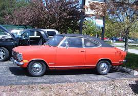 green opal car curbside classic 1969 opel kadett u2013 buick dealers really sold these