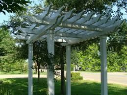 Front Door Arbor do you think my new pergola arbor is to busy