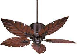 Ceiling Fan With Palm Leaf Blades by Ceiling Fan With Palm Leaf Blades Panels World