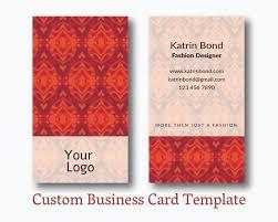 Online Business Card Templates Best 10 Vertical Business Cards Ideas On Pinterest Business