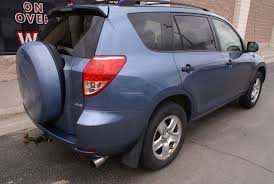 used 2007 toyota rav4 2007 used toyota rav4 4wd 4dr 4 cyl at the car lot