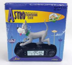 1999 jetsons cartoon astro dog christmas countdown radio shack