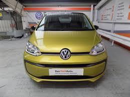 volkswagen up yellow volkswagen up move up yellow 2017 11 01 in mitcham london