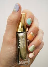 candy colors spring nail art monthlymani delightfully kristi