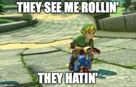 Link Meme - link imgflip