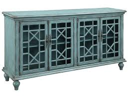 Star Furniture In Austin Tx by Living Room Joplin 4 Door Credenza Bayberry Blue