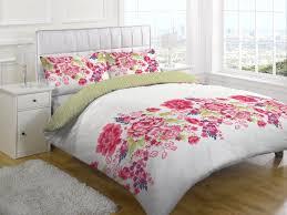 Bedding Cover Sets by Jasmin Red Flower Printed Duvet Cover Set