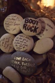 Wishing Rocks For Wedding 8 Best Hochzeit Kieselsteine Wishing Stones Images On
