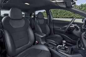 2018 hyundai i30 n price specs interior design
