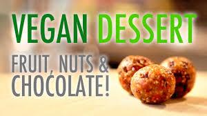 no bake vegan dessert fruit nut u0026 chocolate balls raw food diet