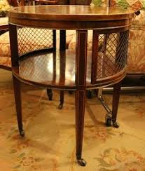 brandt furniture of character drop leaf table vintage reproduction of antique barley twist washstand gone to a