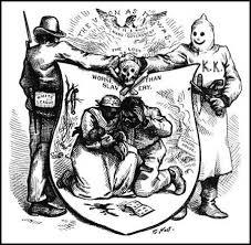 the origin of black friday and slavery ku klux klan kkk history