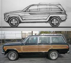 why jeep should reintroduce a new grand wagoneer cool rides online
