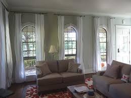 Livingroom Curtain Ideas Living Room Curtains Ideas Sheer Curtains