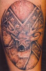 big tattoos for men big deer outline tattoo for men photos pictures and sketches