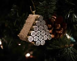 bullet christmas ornament 480 rowland handmade ornament gun