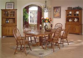 Solid Oak Dining Table And 6 Chairs Solid Oak Dining Table E C I Furniture 8 Bmorebiostat