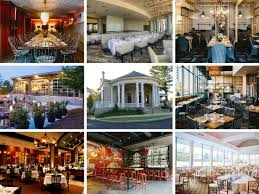 restaurants for wedding reception 13 awesome atlanta restaurants for your wedding day