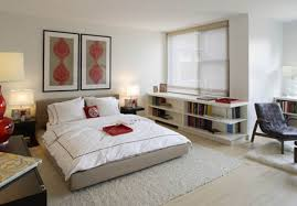 small bedroom with office apartment home office staggering for