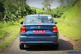 volkswagen new car ameo volkswagen ameo 1 5 diesel dsg review tacit transcendence