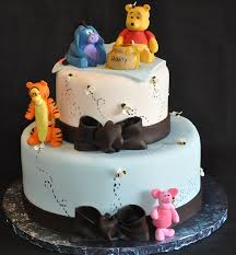 winnie the pooh baby shower cake mesmerizing winnie the pooh cakes baby shower 93 for simple baby