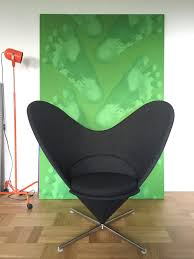 Cone Chair Heart Cone Chair The Verner Panton Collector