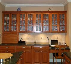 oak kitchen cabinets with glass doors kitchen cabinet glass door inserts mouzz home