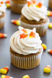 quick and easy pumpkin cupcakes taste and tell