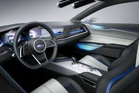 subaru hybrid interior the subaru viziv concept debuts at the 2013 geneva motor show as a