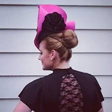 hair fascinators races hairstyles with fascinators hair ideas for race day
