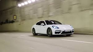 porsche panamera hybrid red new 2018 porsche panamera turbo s e hybrid official trailer