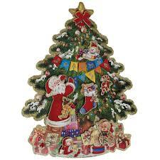 Animated Christmas Decorations Uk by Kitsch Christmas Tree Decoration Dotcomgiftshop