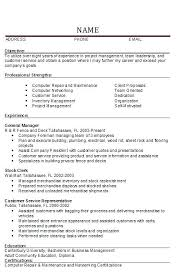 sample resume for restaurant manager restaurant general manager
