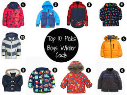 boys winter coats top 10 picks sticky mud and belly laughs
