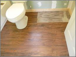 how to install vinyl plank flooring in a bathroom home design