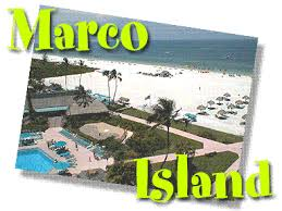 Marcos Island Florida Map Marco Island Florida