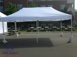 canopy rental allcargos tent event rentals inc 10 20 heavy duty canopy