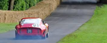 250 gto top speed goodwood festival of speed 2012 top 20 cars of interest