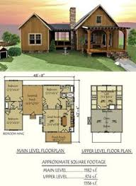 floor plans for small cabins small cabin plan with loft cabin house plans cabin and lofts