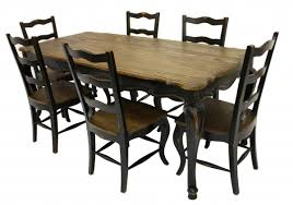 antique french dining table and chairs country dining room furniture french country dining room