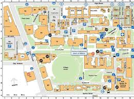 Miami University Campus Map by Unsw Map Unsw Campus Map Australia