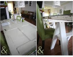 Door Desk Diy Diy Desk An Door Makes A Great Desk The Inspired Room