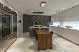 kitchen furniture miami modern kitchen with slate counters wood counters in miami