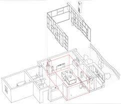 cao pu converts nanjing apartment into fashion studio