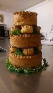 unusual wedding cakes pizza cheese donut rice krispies treat the